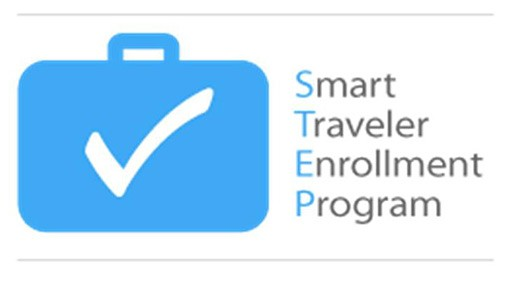Smart Traveler Enrollment Program Logo