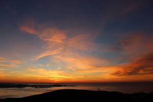 Acadia Cadillac Mountain Sunrise
