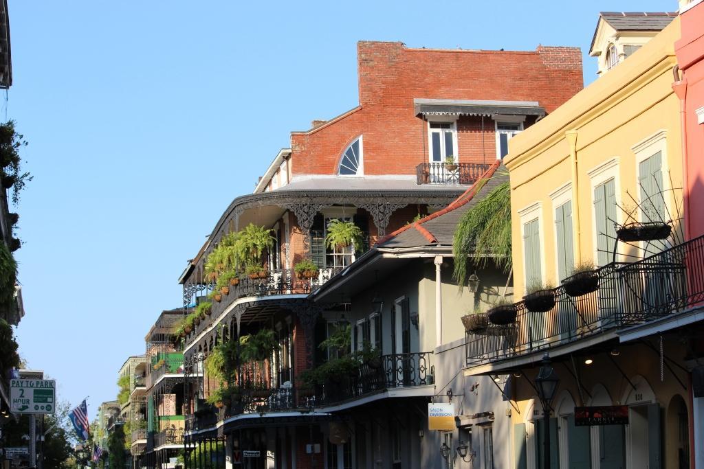 Best of new orleans vangabonds for French quarter balcony