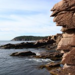 Near Acadia's Thunder Hole