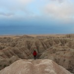 Badlands National Park View