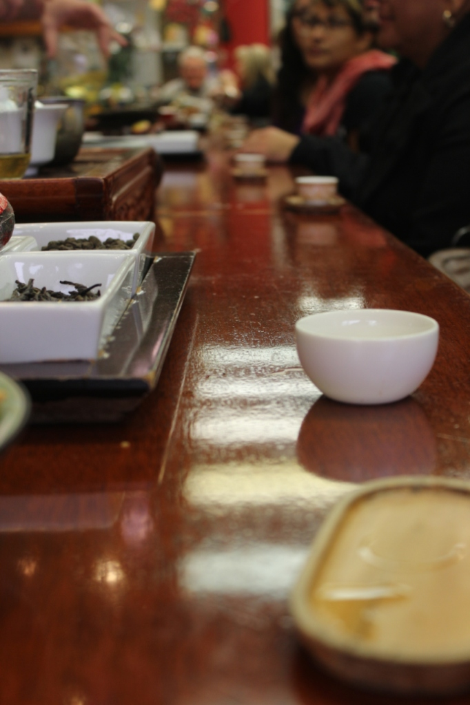 Vital Tea in San Francisco's China Town
