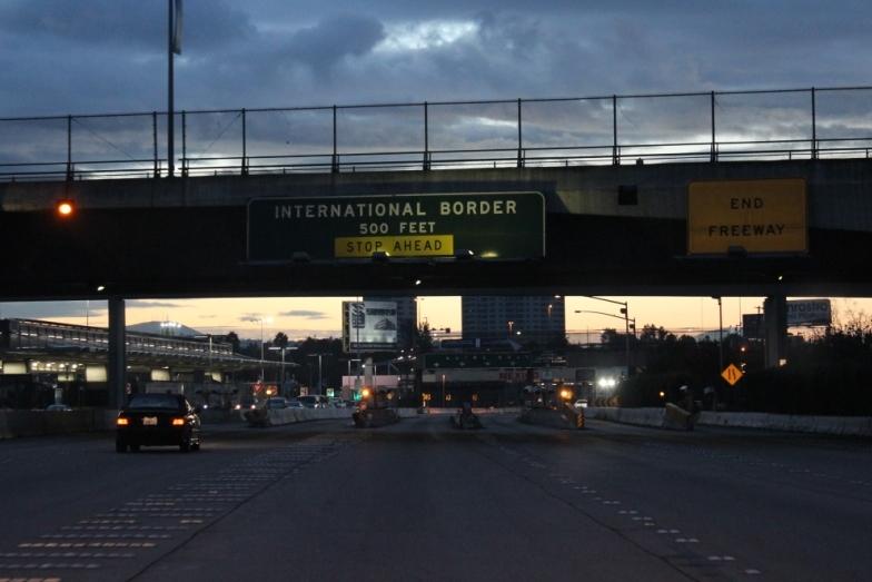 San Ysidro to Tijuana Border Crossing