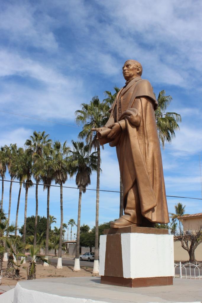 Benito Juarez Statue