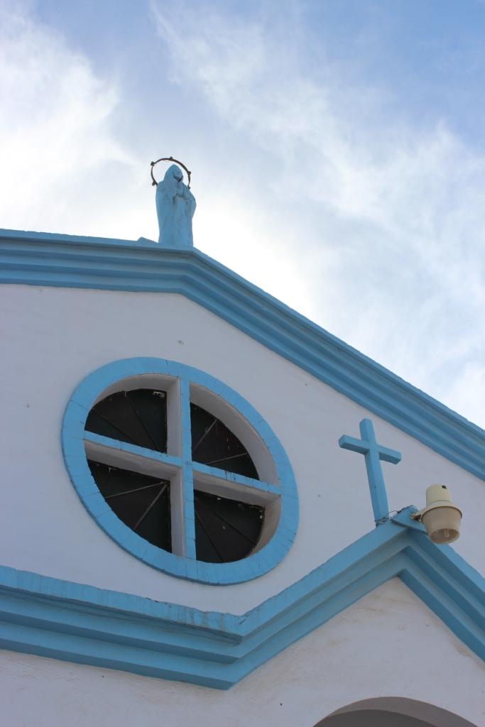 Church in Constitución