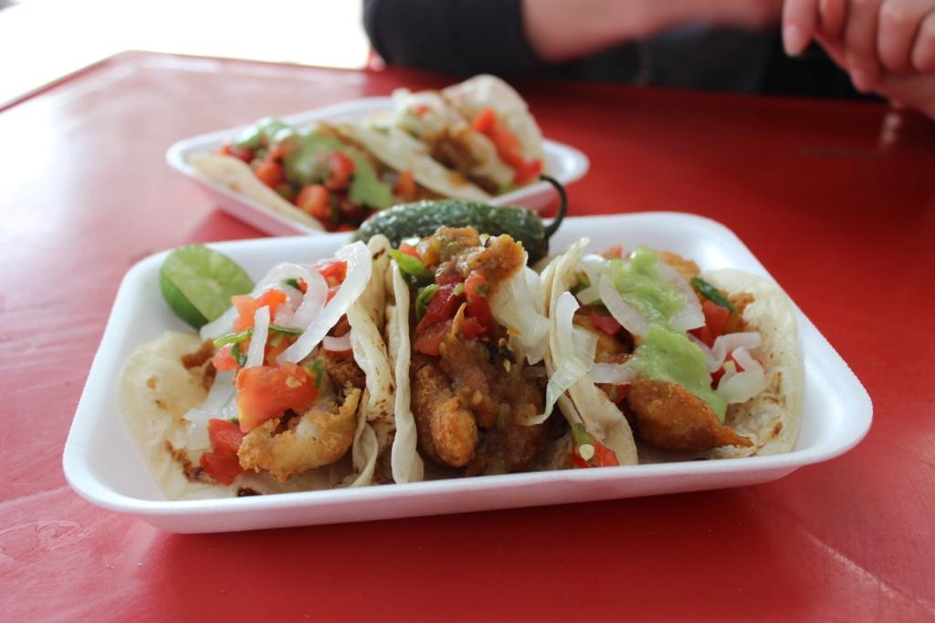 Tacos Pescados