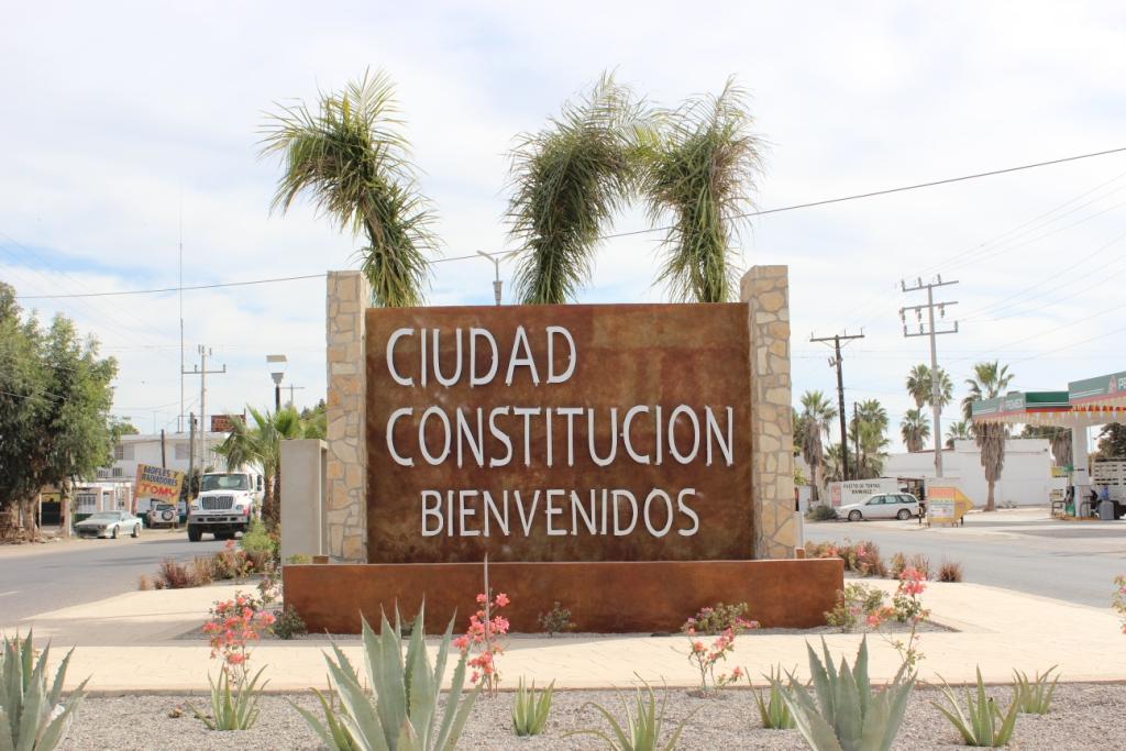 Bienvenidos a Ciudad Constitución