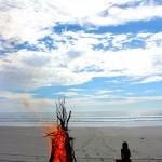 San Juanico Scorpion Bay Bonfire