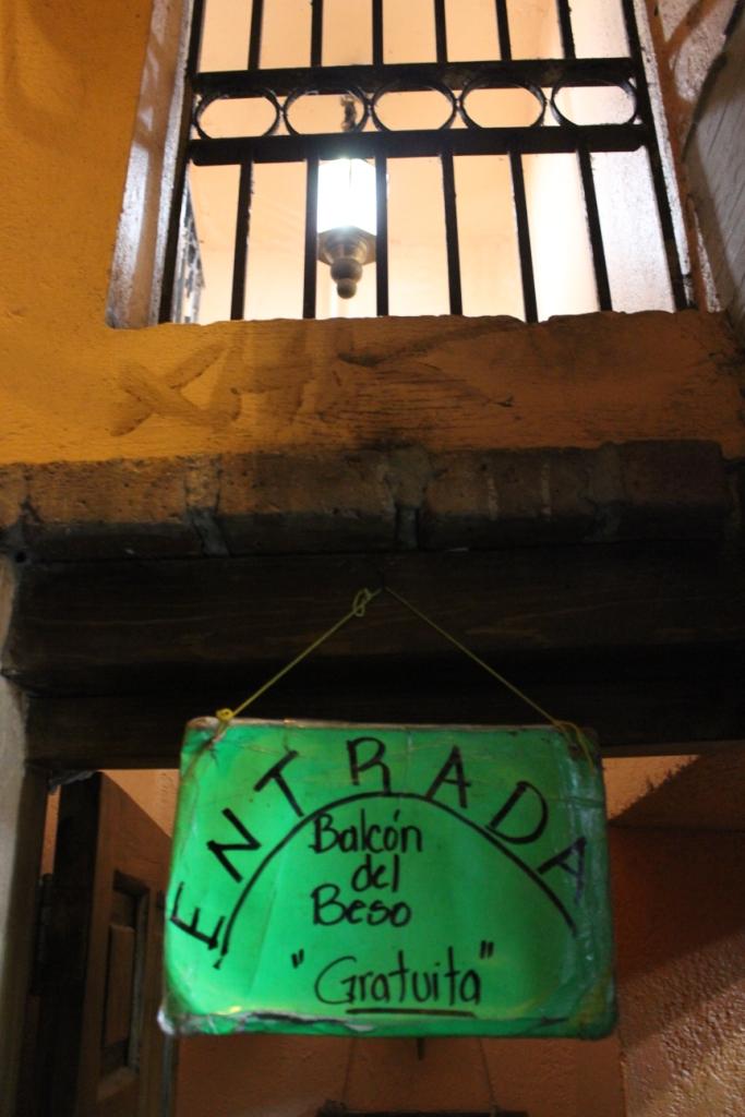 Balcón del Beso