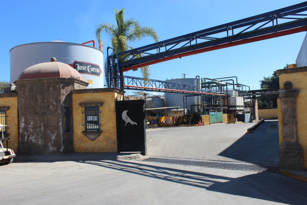 Jose Cuervo Distillery