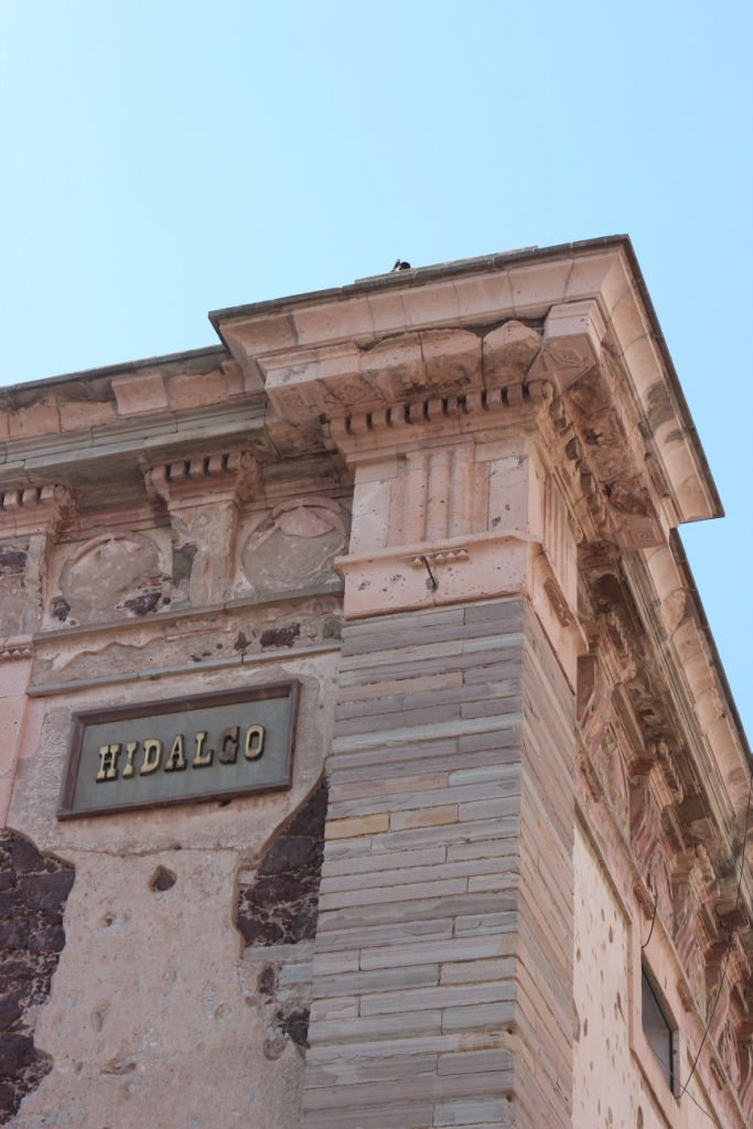 Hidalgo's corner at the Alhondiga