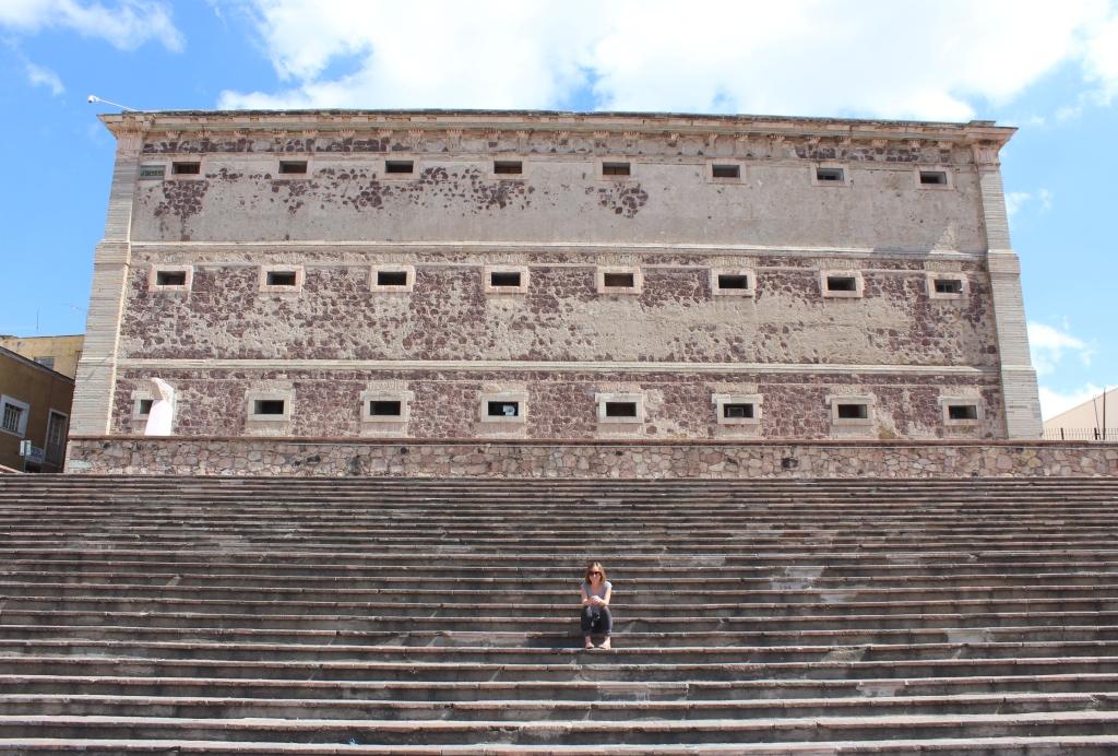 Plaza de la Alhondiga de Granaditas