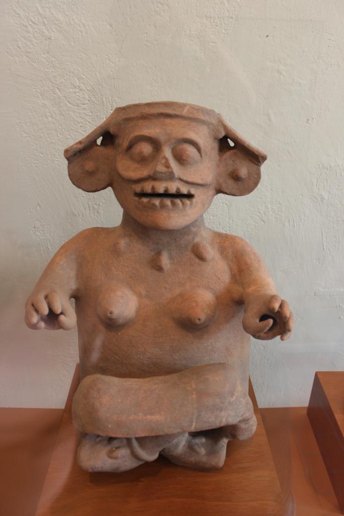 Guanajuato's Pre-hispanic art