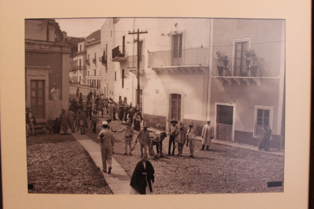 Guanajuato at the turn of the 20th Centry