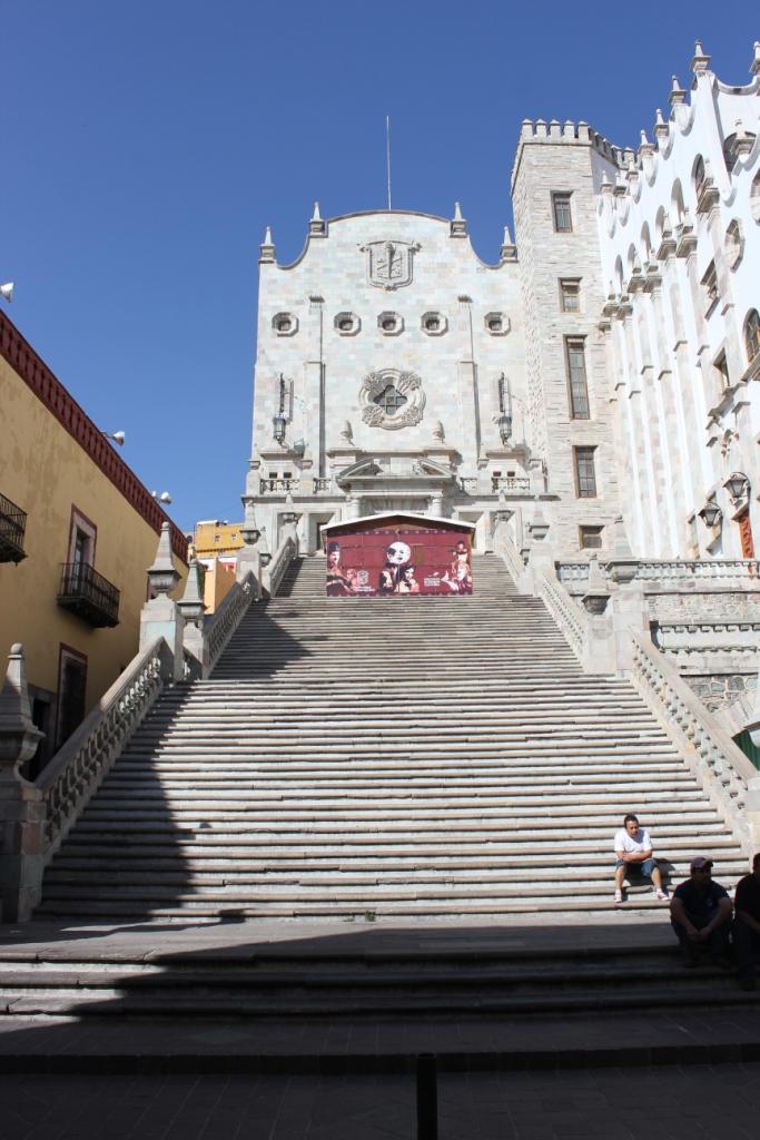 UGTO Stairs