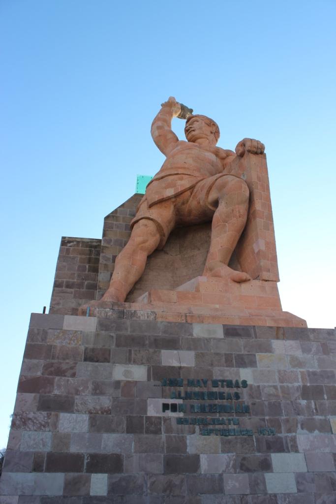 Monument to El Pipila