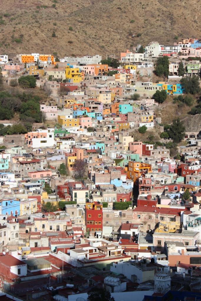 Guanajuato Hillside
