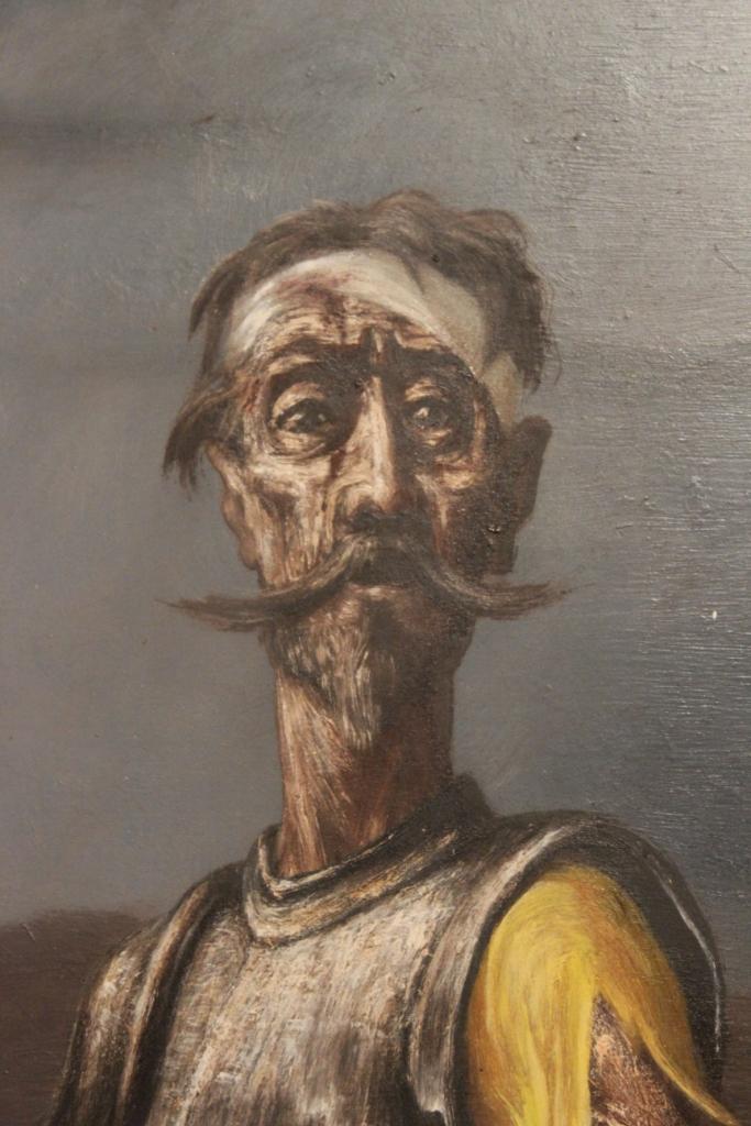 Quijote Painting
