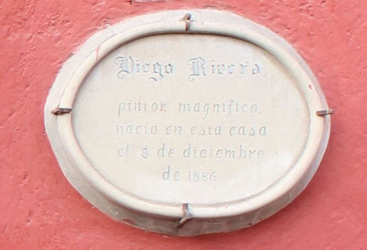 Diego Rivera Casa