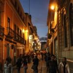 Callejon in Guanajuato's Centro