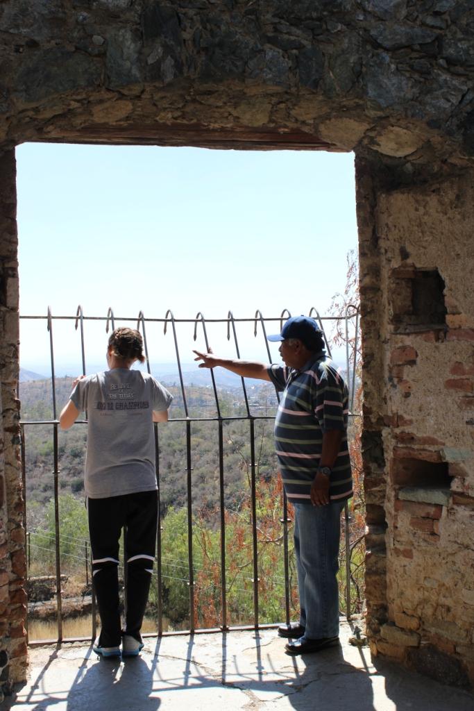 The View from La Valenciana