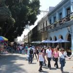 Oaxaca's Zocalo