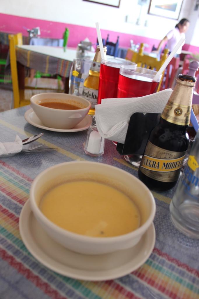 Comedor near Oaxaca's Zocalo