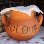 Pulque in San Agustin Etla, Oaxaca, Mexico