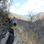 Hiking San Agustin Etla's Aqueduct Trail in Oaxaca, Mexico