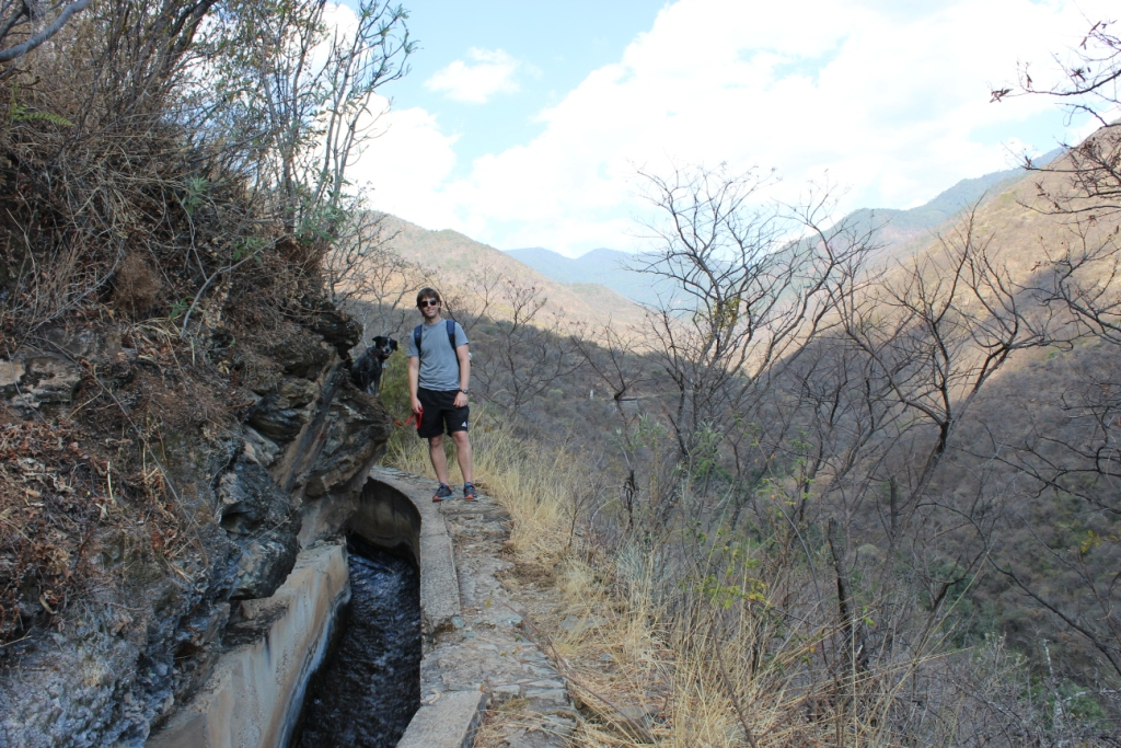 Hiking San Agustin Etla's Aqueduct Trail in Oaxaca, Mexico