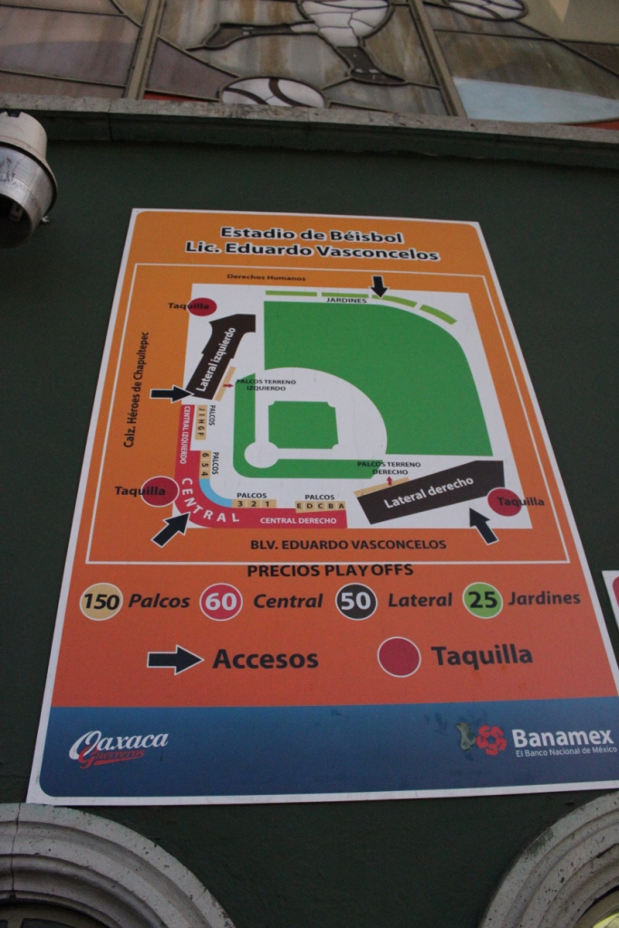 Stadium Layout and Ticket Prices