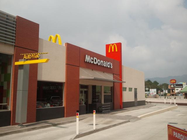 McDonald's Guatemala City