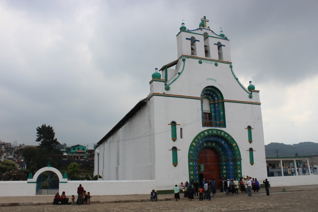 Church at Chamula