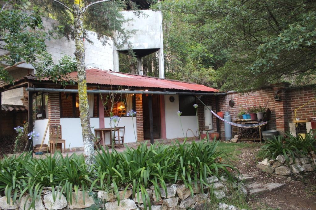 Cabin in San Cristobal de las Casas, Chiapas, Mexico