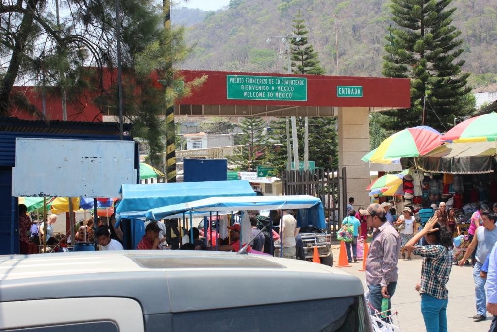 Mexico/Guatemala Border