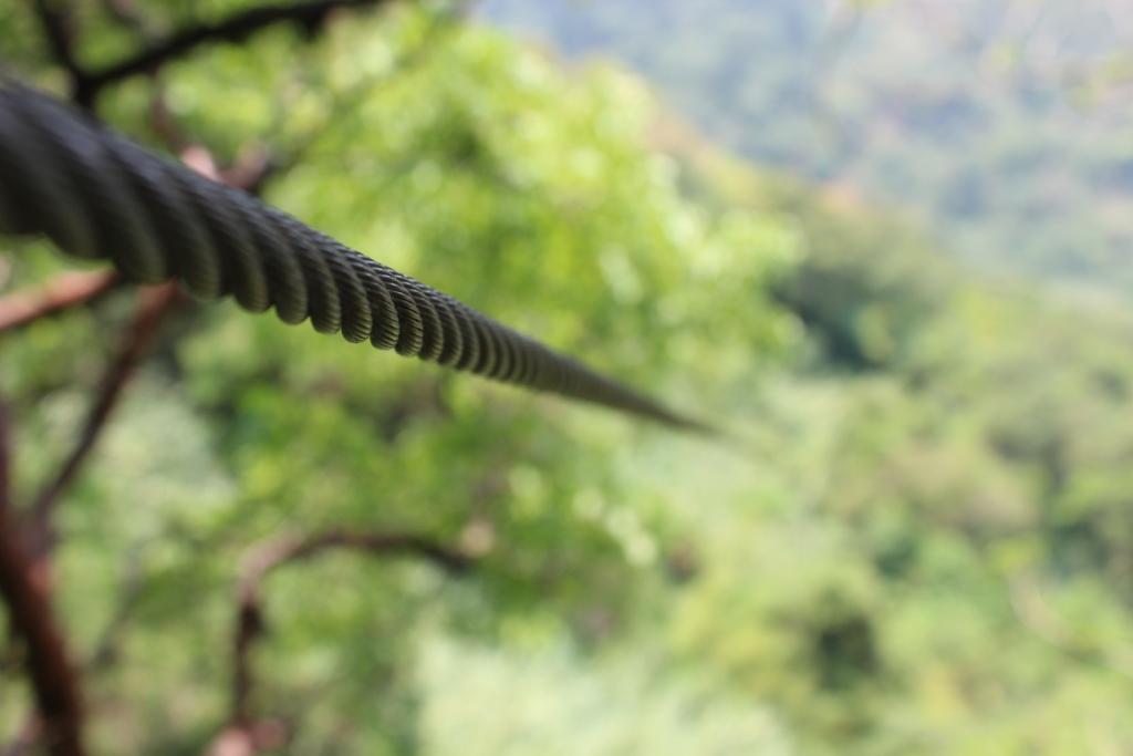 Zipline at Reserva Natural Atitlan near Panajachel
