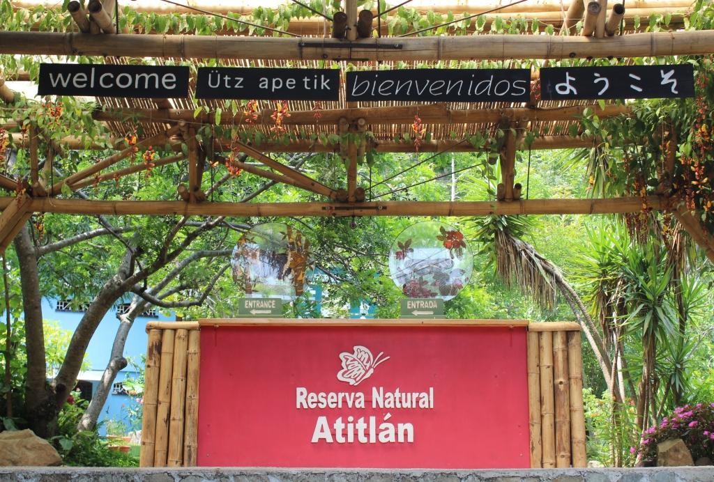 Reserva Natural Atitlan near Panajachel, Guatemala
