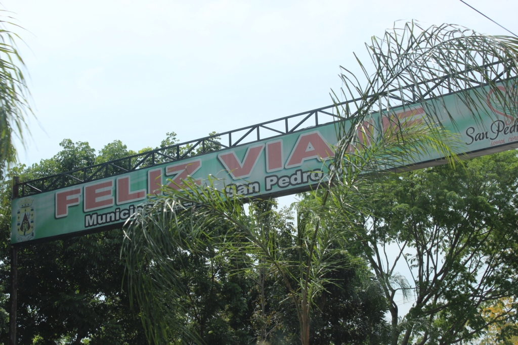 Cruising through San Pedro Sula, Honduras, murder capital of the world