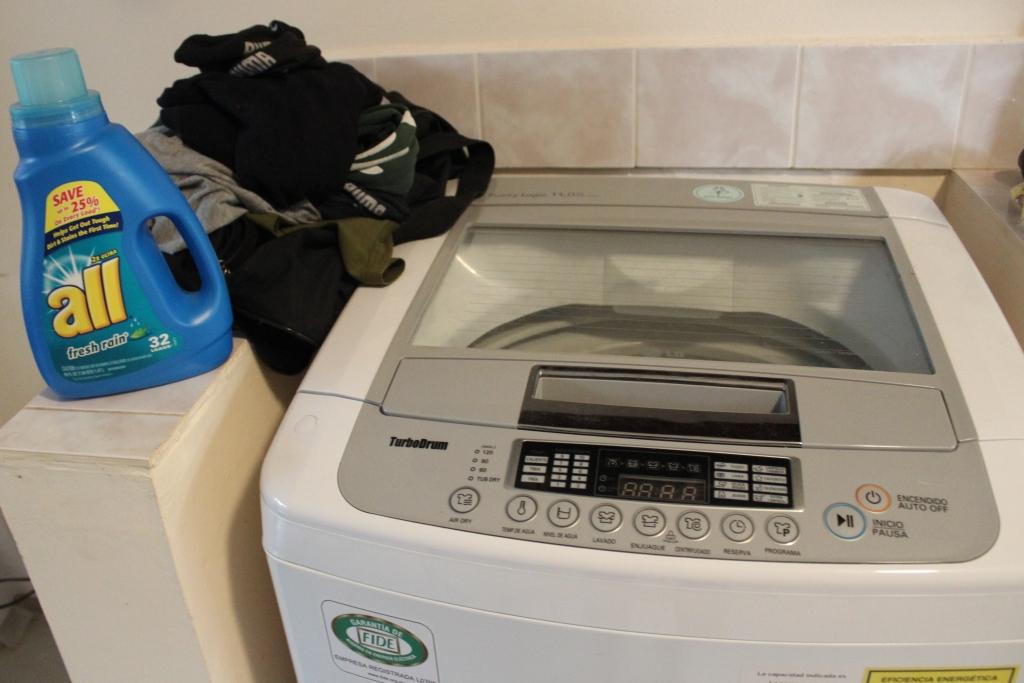 Our Washing Machine