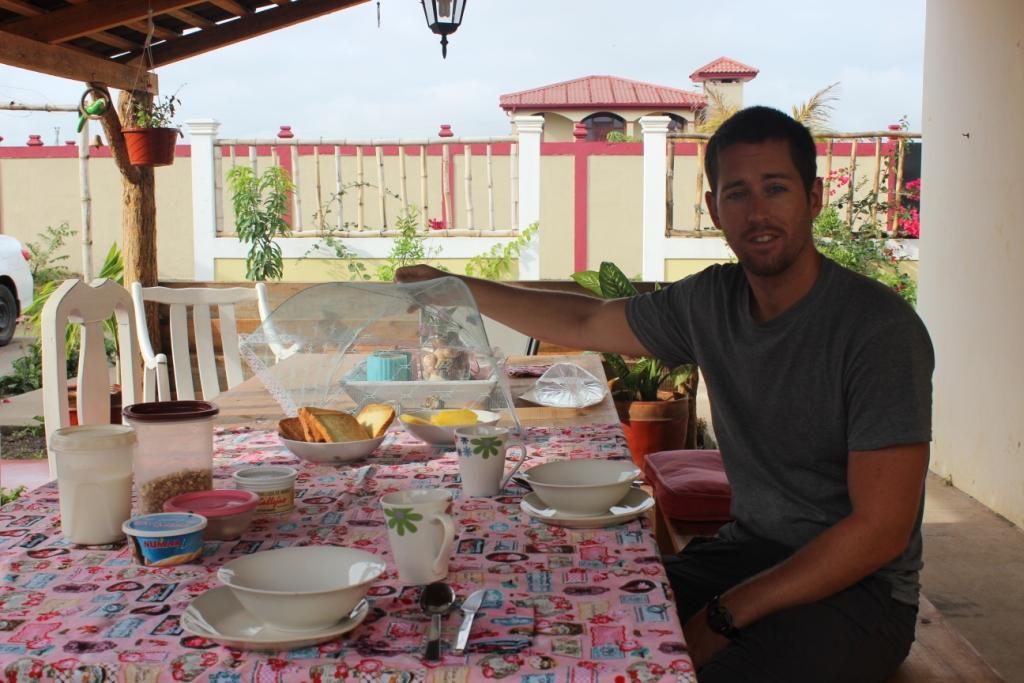 Breakfast in Estelí