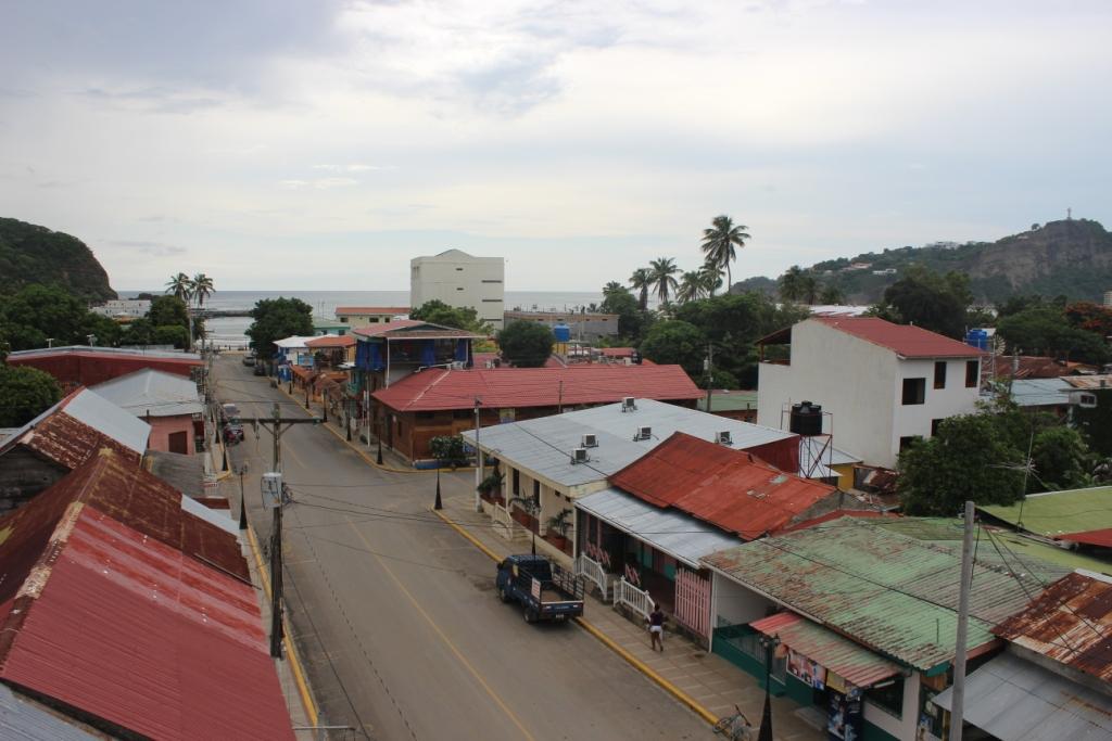 Overlooking San Juan del Sur