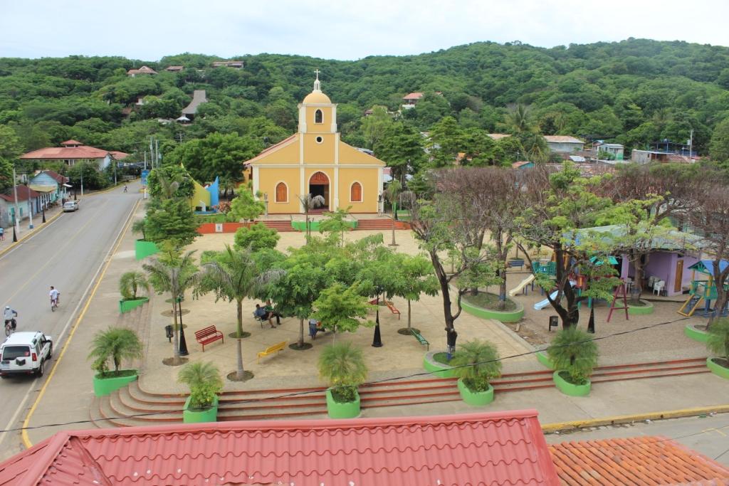 Parque Central San Juan del Sur