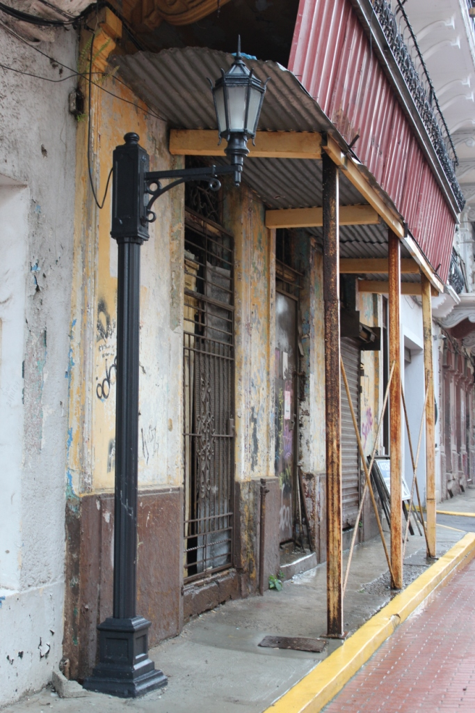 Casco Viejo Building Front