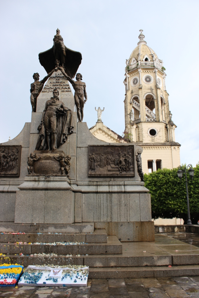 Bolivar and San Francisco de Asis