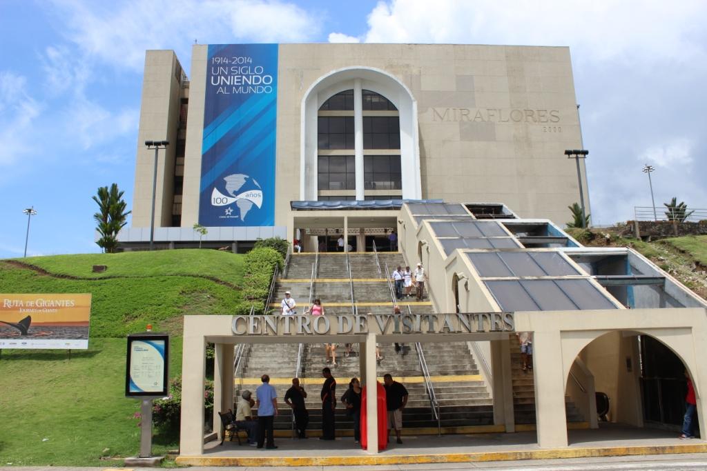 Miraflores Locks Visitors Center