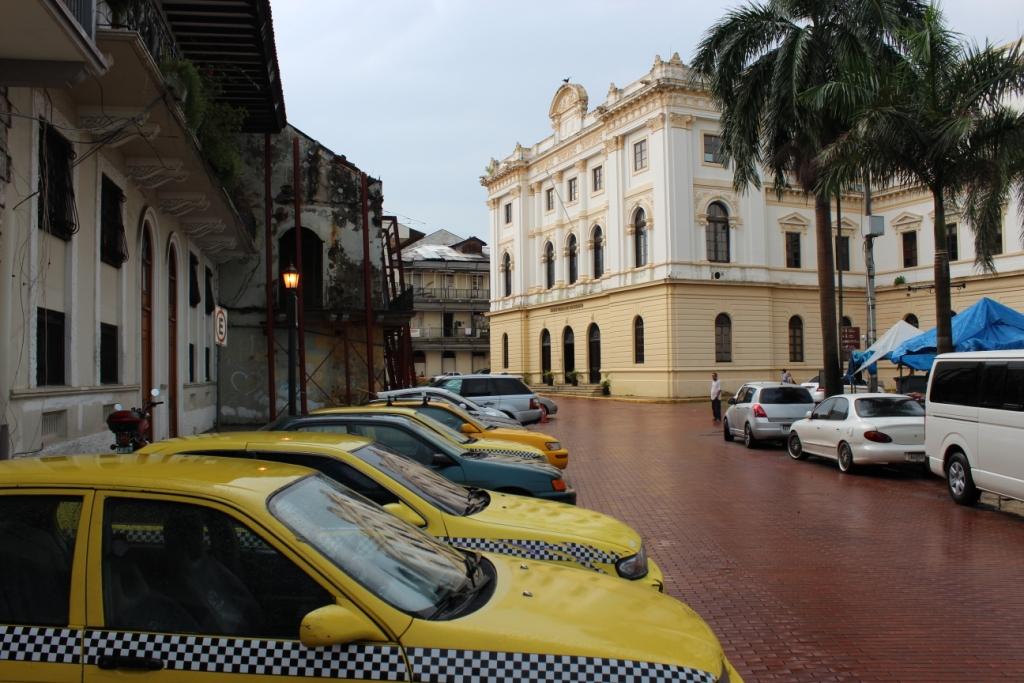 Minesterio de Gobierno, Casco Viejo, Panama