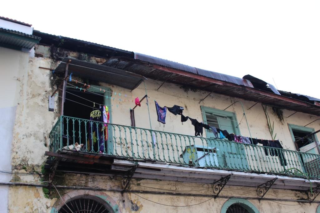 Casco Viejo Balcony
