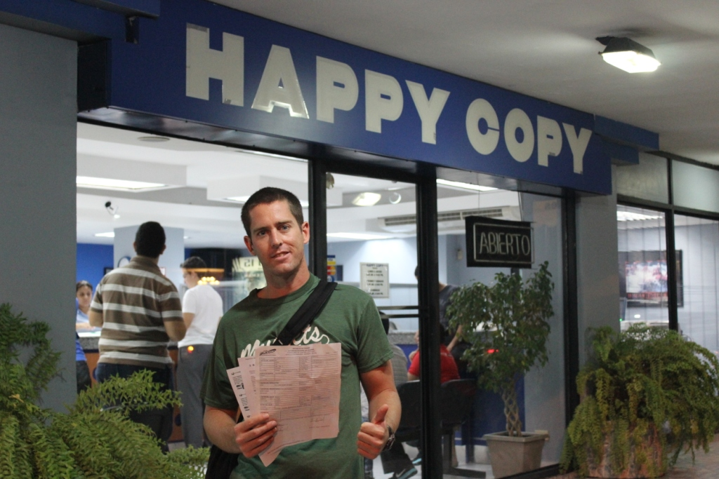 Happy Copy, El Cangrejo, Panama City, Panama