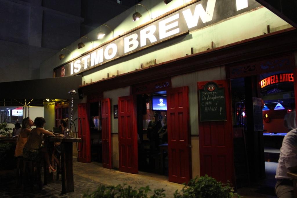 Istmo Brew Pub