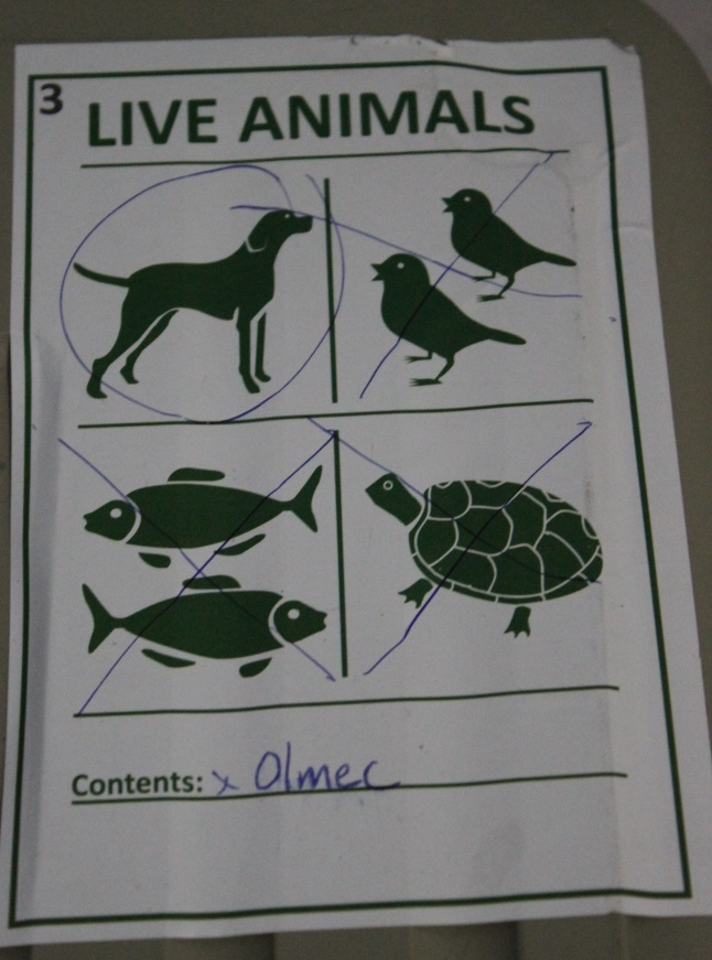 Live Animal Sticker